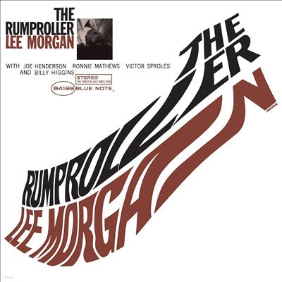 Lee Morgan - Rumproller (Blue Note Tone Poet Series)(180g LP)
