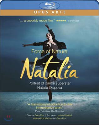 나탈리아 오시포바 다큐멘터리 '자연의 힘' (Natalia Osipova - Force of Nature)