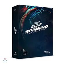 갓세븐 (GOT7) - GOT7 2019 WORLD TOUR 'KEEP SPINNING' IN SEOUL BLU-RAY