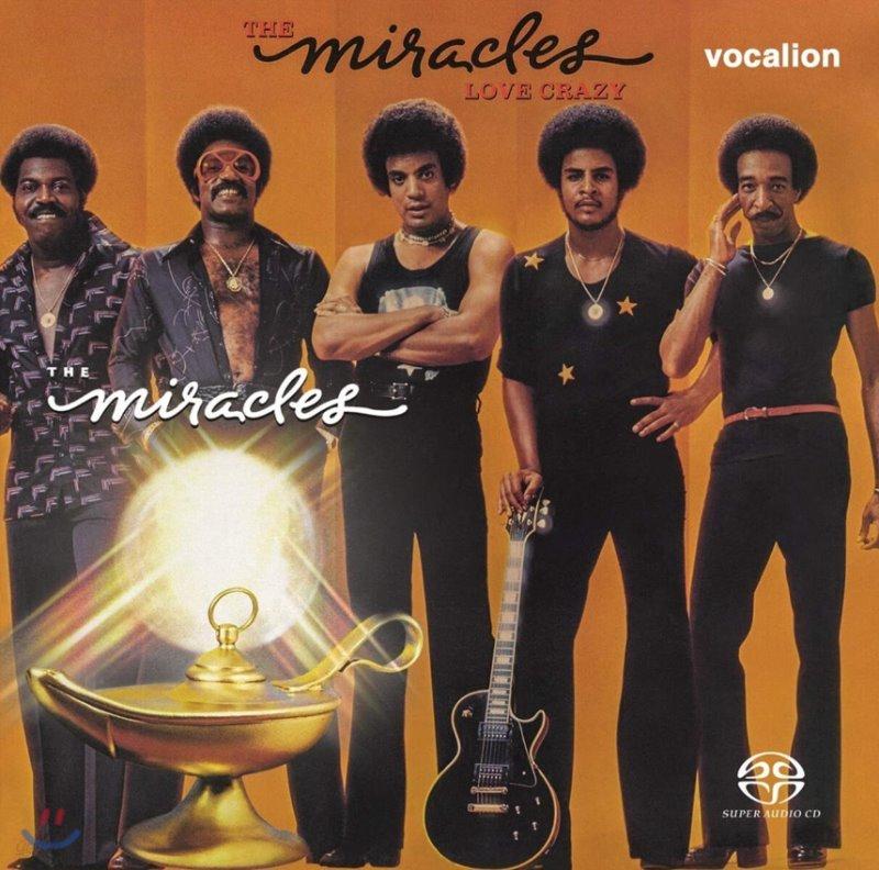 The Miracles (미러클스) - Love Crazy & Miracles (Original Analog Remastered)
