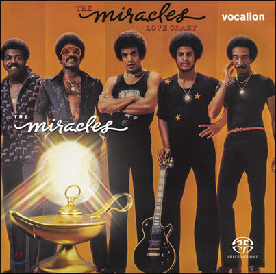 The Miracles (미러클스) - Love Crazy & Miracles (Original Analog Remastered)
