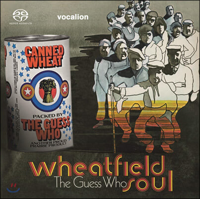 The Guess Who (더 게스 후) - Wheatfield Soul & Canned Wheat (Original Analog Remastered)