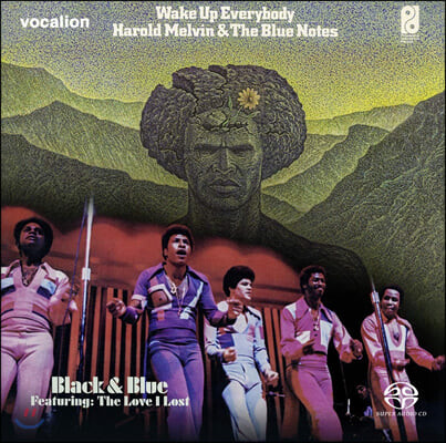 Harold Melvin & The Blue Notes (해롤드 멜빈 앤 더 블루 노트) - Black and Blue & Wake Up Everybody (Original Analog Remastered)