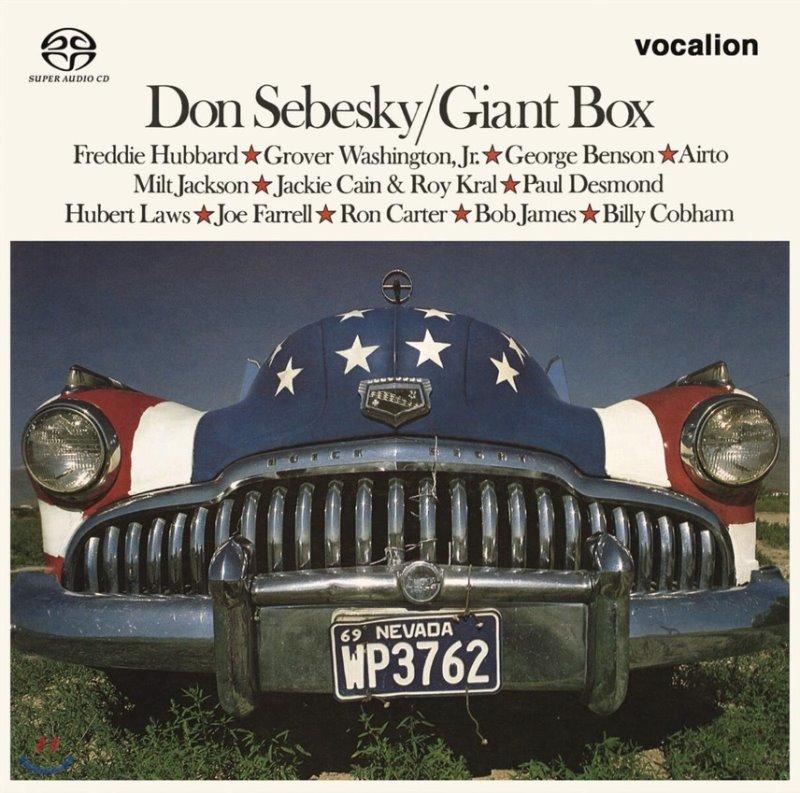 Don Sebesky (돈 세베스키) - Giant Box