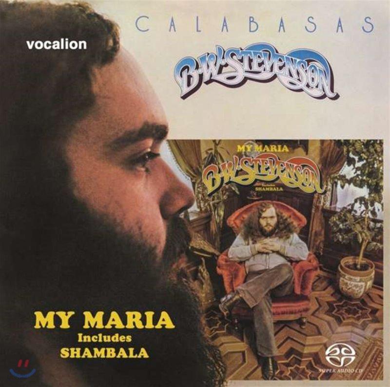 B. W. Stevenson (비. 더블유. 스티븐슨) - My Maria & Calabasas