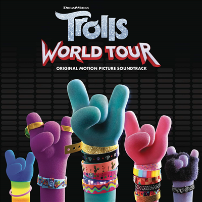 O.S.T. - Trolls: World Tour (트롤: 월드 투어) (Gatefold Colored 2LP)