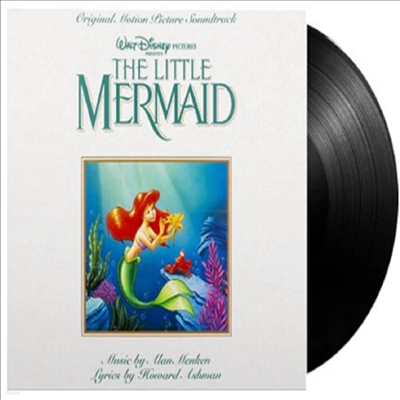 O.S.T. - Little Mermaid (인어 공주) (30th Anniversary Edition)(Soundtrack)(LP)