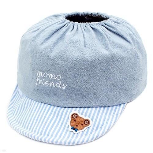 모모프렌즈 베베캡 파스텔톤 아동 면 모자 MA0980
