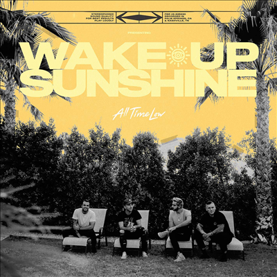 All Time Low - Wake Up, Sunshine (Indie Exclusive)