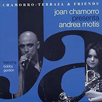 Andrea Motis & Joan Chamorro - Joan Chamorro Presents