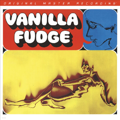 Vanilla Fudge - Vanilla Fudge (180g 2LP)