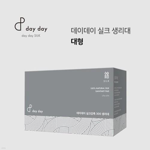 데이데이 유기농 실크생리대 대형(9매입) 300mm