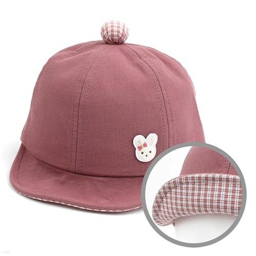 로라앨리 베키 숏캡 유아동 스냅백 모자 MA1004