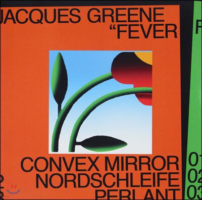 Jacques Greene (자끄 그린) - Fever (EP) [LP]
