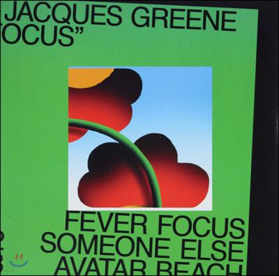 Jacques Greene (자끄 그린) - Focus (EP) [LP]