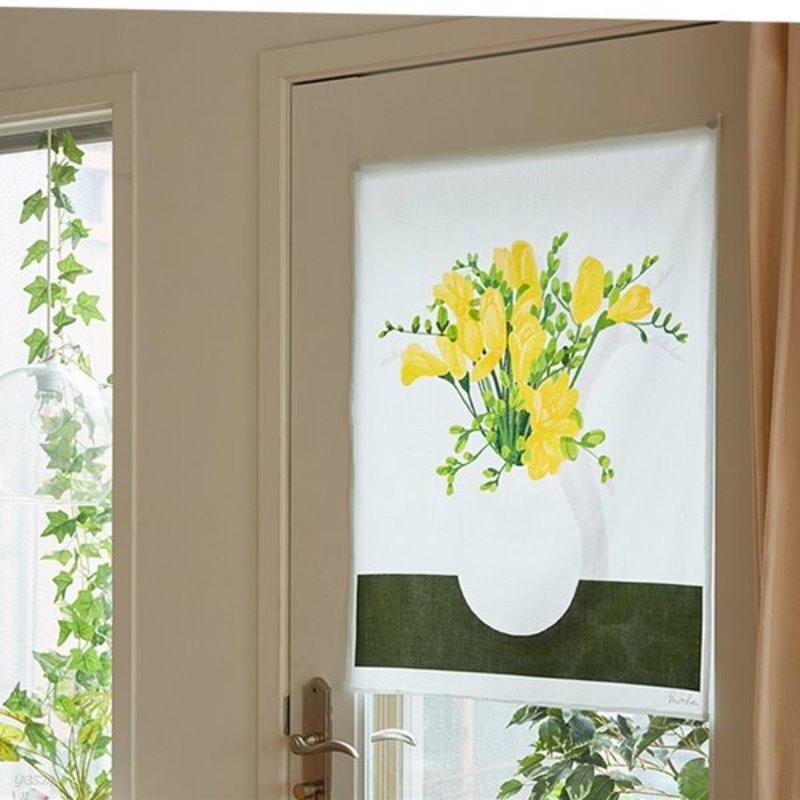 일상그림 패브릭포스터 'Spring'