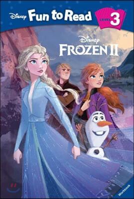 Disney Fun to Read 3-27 / Frozen 2 (겨울왕국 2)
