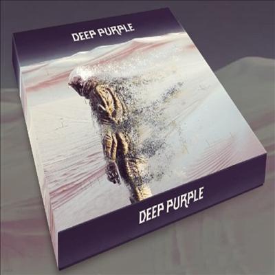 Deep Purple - Whoosh! (Ltd)(CD+2LP+10 Inch Single 3LP+DVD)(Box Set)