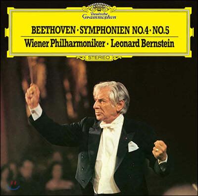 Leonard Bernstein 베토벤: 교향곡 4, 5번 (Beethoven: Symphony Op. 60, 67)