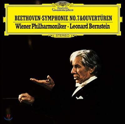 Leonard Bernstein 베토벤: 교향곡 7, 3개의 서곡 (Beethoven: Symphony Op. 92, 3 Overtures)