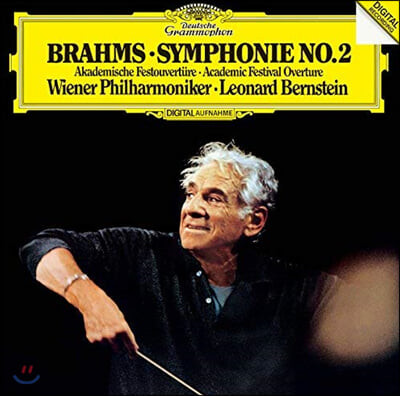 Leonard Bernstein 브람스: 교향곡 2번, 대학축전 서곡 (Brahms: Symphony Op. 73, Academic Festival Overture)