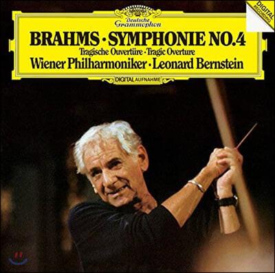 Leonard Bernstein 브람스: 교향곡 4번, 비극적 서곡 (Brahms: Symphony Op. 98, Tragic Overture)