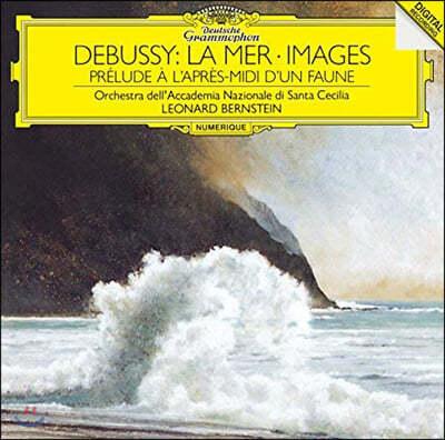 Leonard Bernstein 드뷔시: 영상, 전주곡, 바다 (Debussy: Images, Prelude, La Mer)