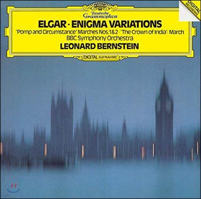 Leonard Bernstein 엘가: 수수께끼 변주곡, 위풍당당 행진곡 (Elgar: Enigma Variations)