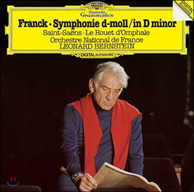 Leonard Bernstein 프랑크: 교향곡 d단조 / 생상스: 옹팔르의 물레 (Franck: Symphony in d minor / Saint-Saens: Le Rouet D'omphale)