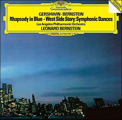 Leonard Bernstein 거슈윈: 랩소디 인 블루 / 번스타인: 교향적 무곡 '웨스트 사이드 스토리' (Gershwin : Rhapsody in Blue / Bernstein: West Side Story)