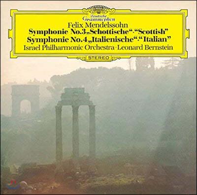 Leonard Bernstein 멘델스존: 교향곡 3, 4번 (Mendelssohn: Symphony Op. 56, 90)