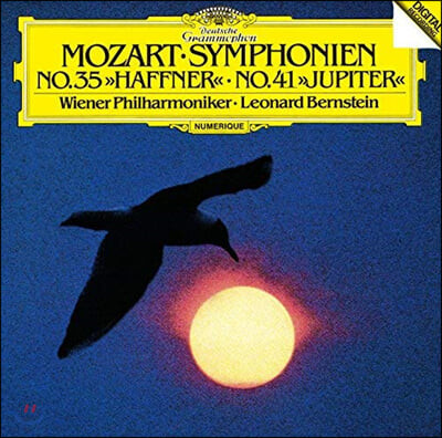 Leonard Bernstein 모차르트: 교향곡 35, 41번 (Mozart: Symphony K385, 551)