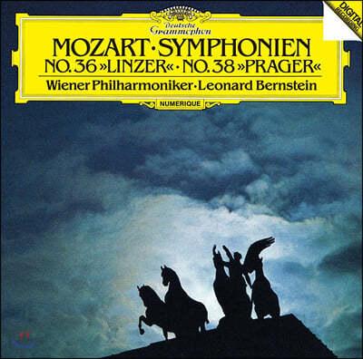 Leonard Bernstein 모차르트: 교향곡 36, 38번 (Mozart: Symphony K425, 504)