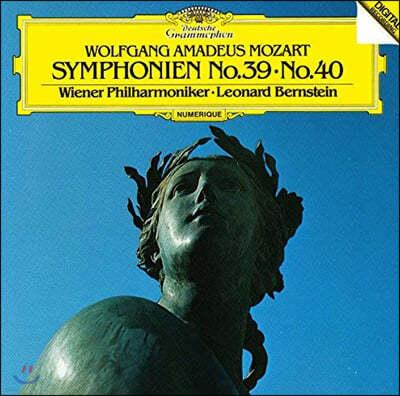 Leonard Bernstein 모차르트: 교향곡 39, 40번 (Mozart: Symphony K543, 550)