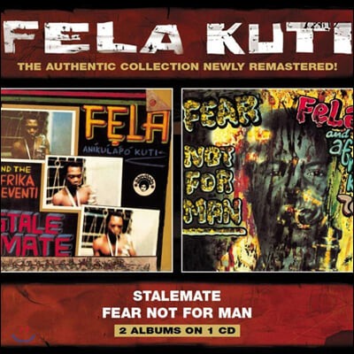 Fela Kuti (펠라 쿠티) - Stalemate / Fear Not for Man