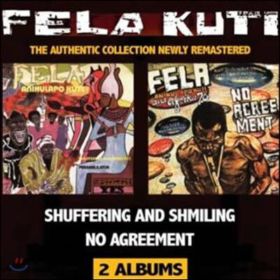 Fela Kuti (펠라 쿠티) - Shuffering and Shmiling / No Agreement