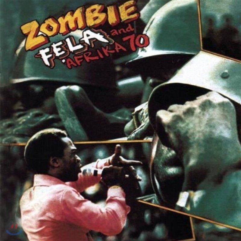 Fela Kuti (펠라 쿠티) - Zombie [LP]