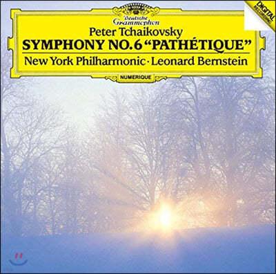 Leonard Bernstein 차이코프스키: 교향곡 6번 (Tchaikovsky : Symphony Op.74)