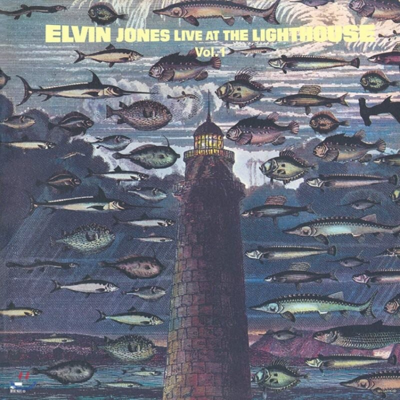 Elvin Jones (엘빈 존스) - Live At The Lighthouse Vol. 1