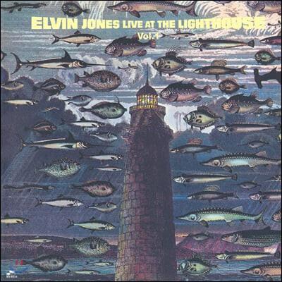 Elvin Jones (엘빈 존스) - Live At The Lighthouse Vol. 1