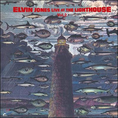 Elvin Jones (엘빈 존스) - Live At The Lighthouse Vol. 2