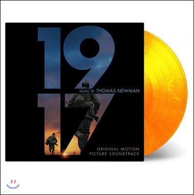 1917 영화음악 (1917 OST by Thomas Newman) [플레이밍 컬러 2LP]