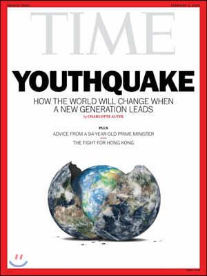 Time (주간) - USA Ed. 2020년 02월 03일