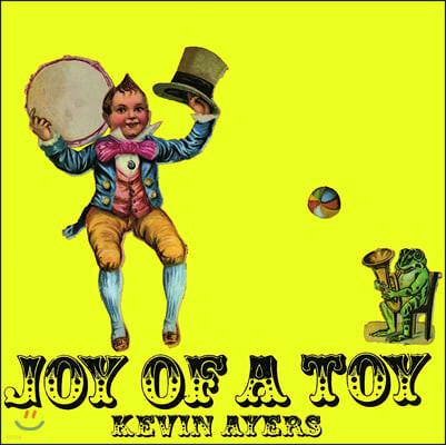Kevin Ayers (케빈 아이어스) - Joy of a Toy [LP]