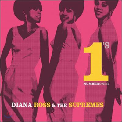 Diana Ross & The Supremes (다이아나 로스 앤 더 슈프림스) - No.1's [2LP]