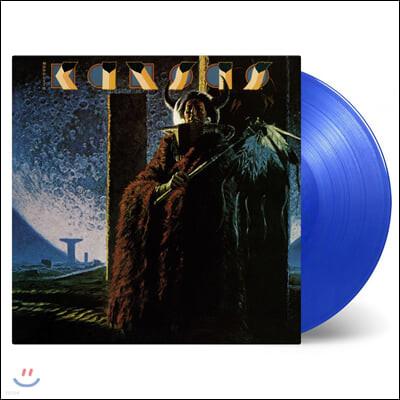 Kansas (캔사스) - 6집 Monolith [블루 컬러 LP]