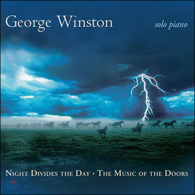 George Winston (조지 윈스턴) - Night Divides the Day: The Music of The Doors