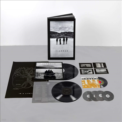 Clannad - In A Lifetime (Deluxe Edition)(4CD+3LP+7 Inch Single LP)