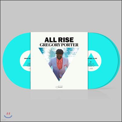 Gregory Porter (그레고리 포터) - All Rise [블루 컬러 3LP]