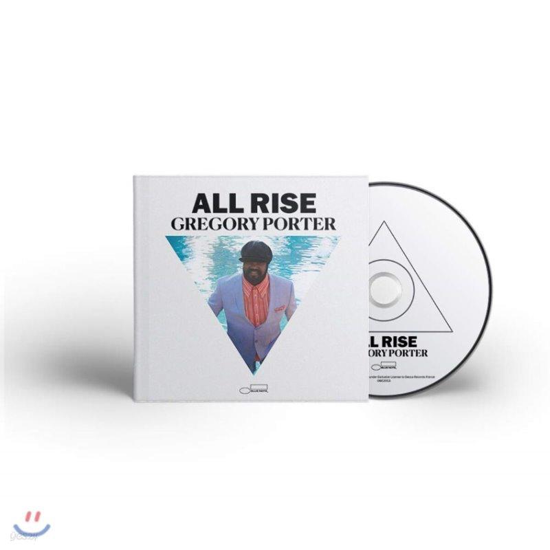 Gregory Porter (그레고리 포터) - All Rise [디럭스 에디션]